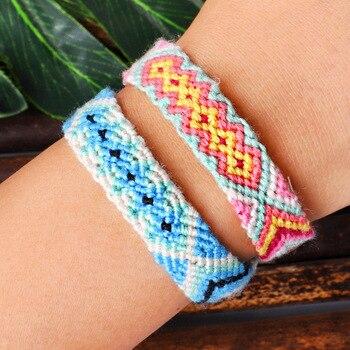 Bracelet Brésilien Diagonale
