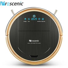 Proscenic 790T Robot Vacuum Cleaner Wifi Connected Home Automatic Sweeping Dust Mopping APP Smart Planned Vacuum Cleaner 2600mah vacuum cleaner sweeping robot home intelligence fully automatic washing and mopping ultra thin vacuum cleaner