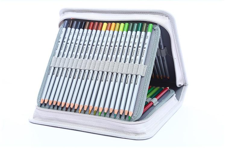 120 168 216 buracos caixa de lápis