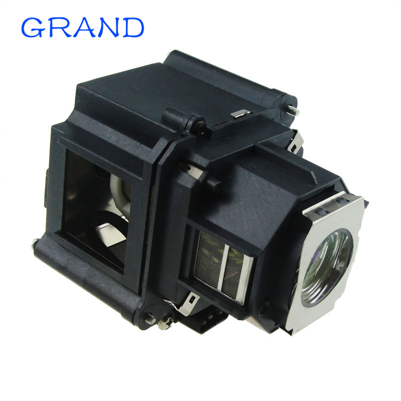 все цены на ELPLP47 / V13H010L47 Compatible Projector Lamp With Housing  For EPSON EB-G5100/EB-G5150/PowerLite G5000/ Pro G5150N HAPPY BATE онлайн