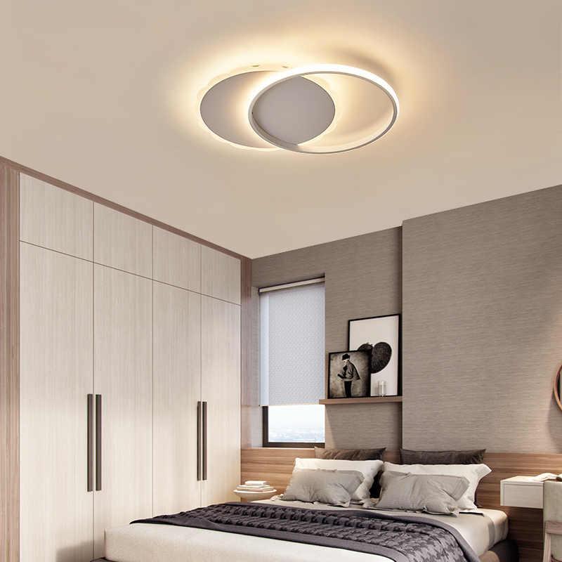 Блестящий светодиодный светильник для гостиной спальни современная алюминиевая