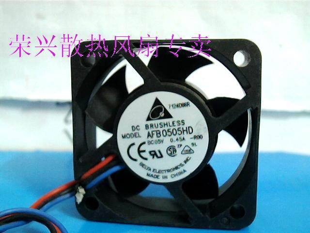 Fans home Delta delta afb0505hd - r00 5v 0.45a 5 3 line dual ball bearing fan