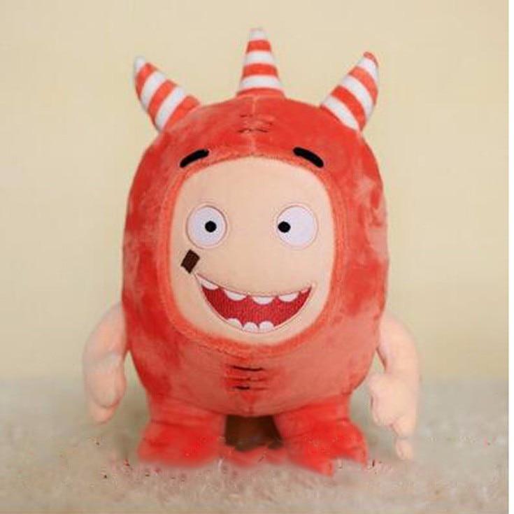 protegge bambole peluche Oddbods Pogo Jeff Buuble che Newt le Zee If76Yymbgv