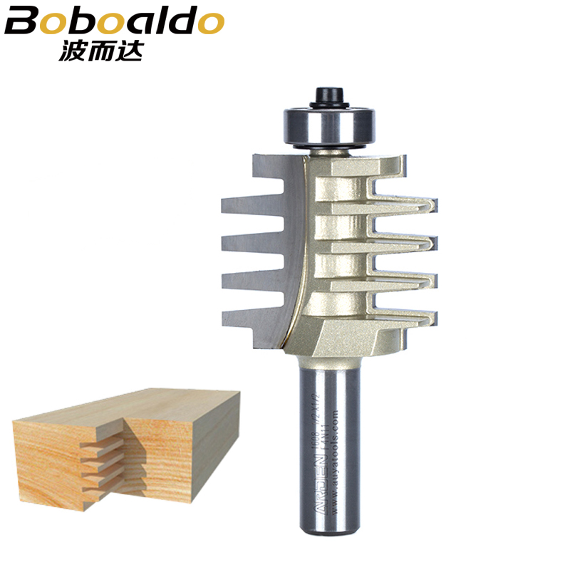 1/2 Shank Economy Finger Joint Bits Make Professional Finger Joints Jointing Wood Edge To Edge Or End Arden Router Bit fresas para router woodworking tool economy finger joint bit joint arden router bit 1 2 3 8 1 2 shank arden a1608058