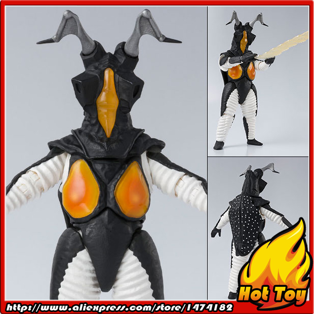 цена 100% Original BANDAI Tamashii Nations S.H.Figuarts (SHF) Action Figure - Zetton from