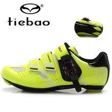 Tiebao/Обувь для велоспорта; sapatilha ciclismo; велосипедная обувь; zapatillas deportivas hombre; спортивная обувь для велоспорта; женские кроссовки; мужские ботинки для велоспорта