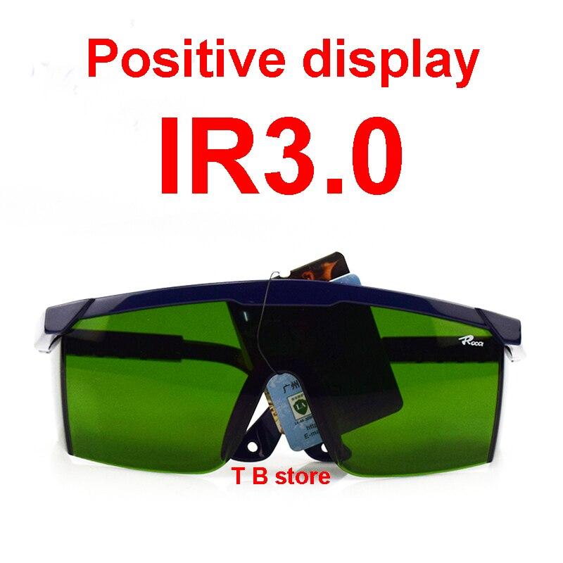 8f8ac4f480abe AL026 IR3.0 especialidade 3.0 Ultravioleta infravermelho óculos de proteção  óculos de solda soldadura de gás de corte Polido óculos de proteção do  laser em ...
