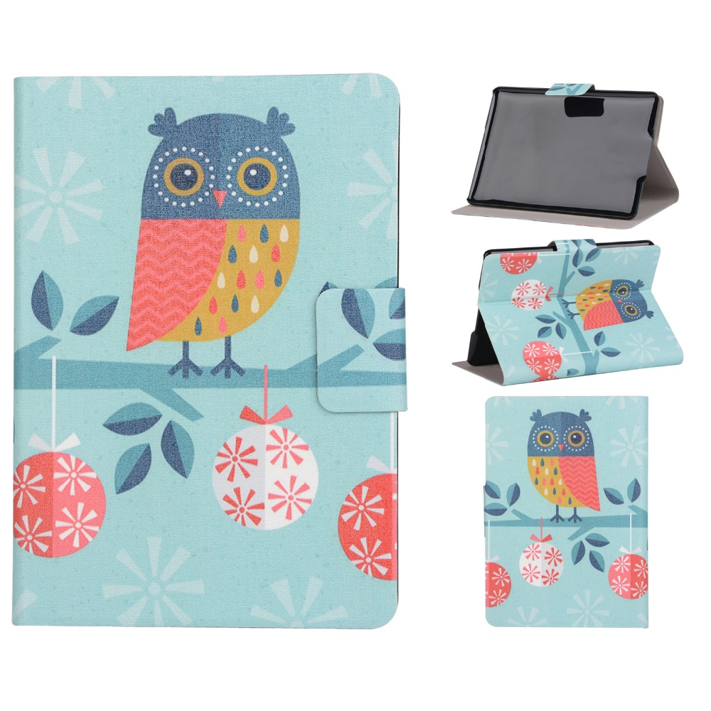 High Quality Print Paint Stand PU Leather Sleeve Skin Cover Protective Case for Amazon Kindle Paperwhite 1 2 / Paperwhite 3 2015 xx fashion pu leather cute case for amazon kindle paperwhite 1 2 3 6 e books case stand style protect flip cover