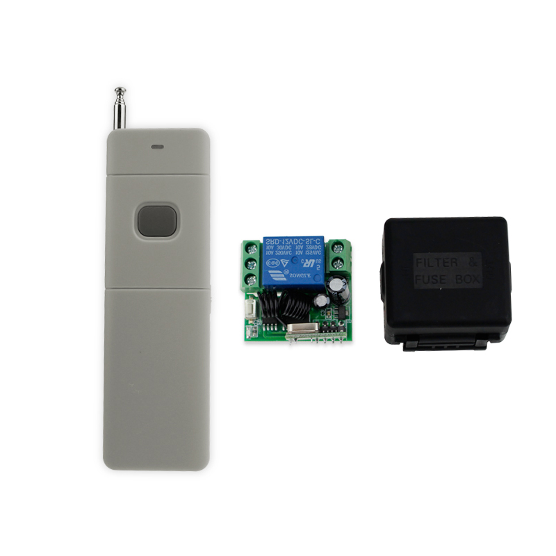 433MHz 12V wireless remote control switch with receiver+free shell for access control system lock-SB21 200 Meters wireless pager system 433 92mhz wireless restaurant table buzzer with monitor and watch receiver 3 display 42 call button