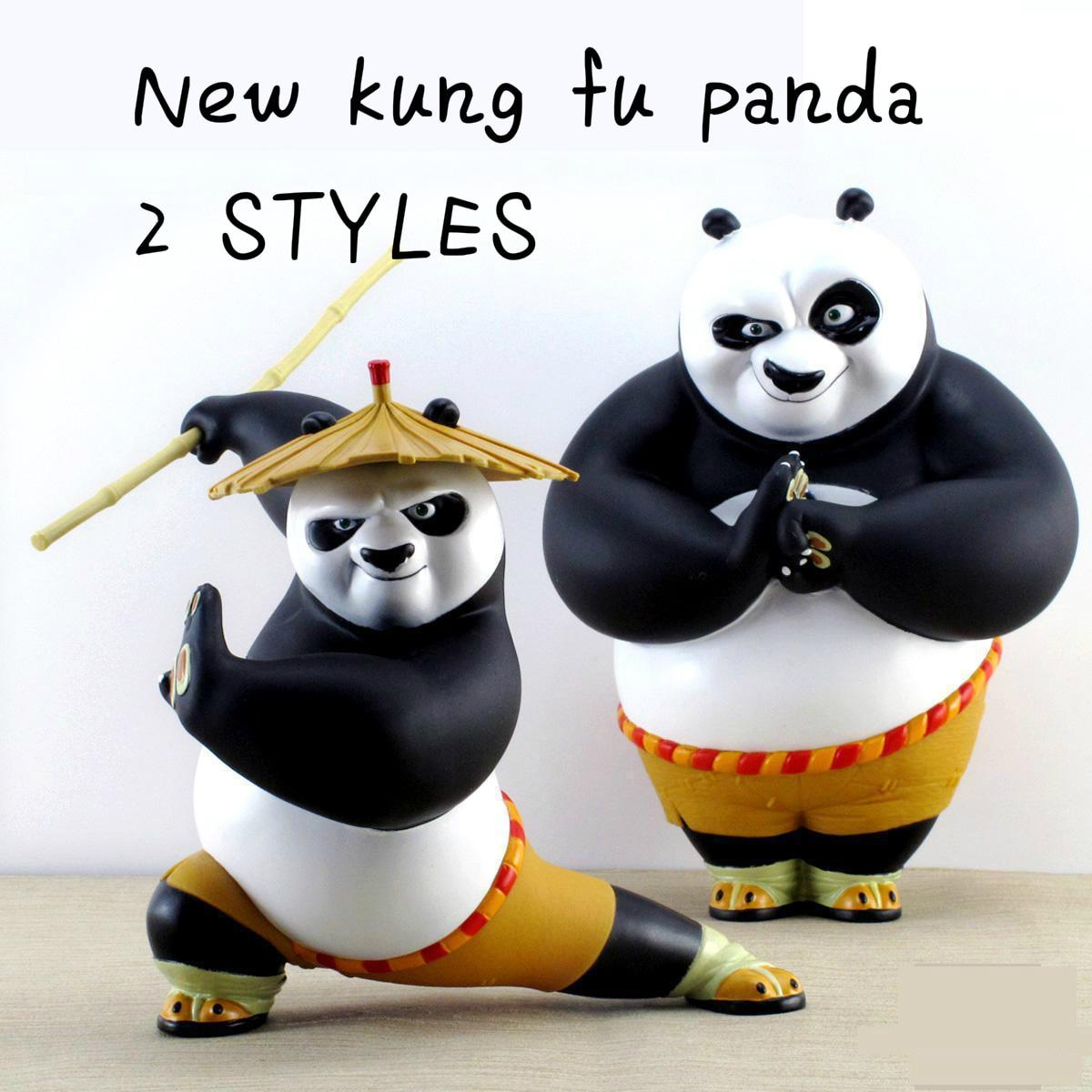 New Arrival Kung Fu Kungfu Panda 3 Po Dragon Warrior