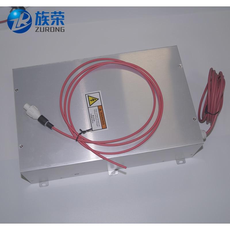 SHZR 40W CO2 Laser Power Supply 110V 220V for CO2 Laser Tube shzr 40w laser power supply ac110v