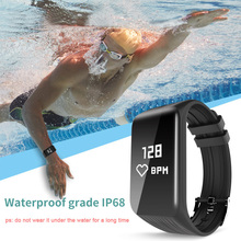 wearpai real-time  Fitness Tracker Watch IP68 with Continuous Heart Rate Monitor VS FITBIT