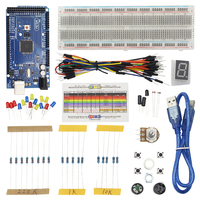Raspberry Pi 3 Basic Starter Kit Breadboard Jumper Cables For Arduino UNO Mega2560 With Retail Box
