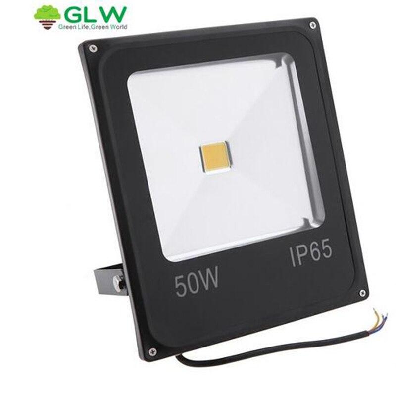 Holofote Spot LED Rue IP65 Led Réflecteur lampe Extérieure 50 W Projecteur led projecteur led exterieur 110 V 220 V flutlicht