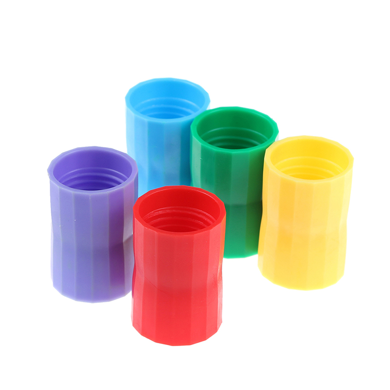 4pcs Plastic Vortex Bottle Water Connector Science Cyclone Tube Experiment Randomly