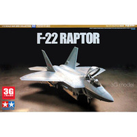 1/72 F-22 Stealth Fighter Model Uçak Montaj 60763