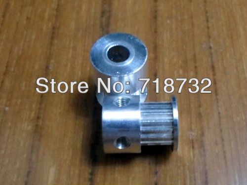 timing belt pulleys 15 teeth 6mm belt width 5mm bore in Pulleys from Home Improvement