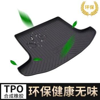 Myfmat custom trunk mats car Cargo Liners pad for TOYOTA HIACE COASTER Sienna Cruiser Solara COASTER LEVIN LANDCRUISER durable