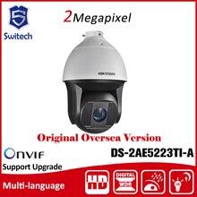 Hikvision Original English Version DS-2AE5223TI-A HD1080P Turbo IR PTZ Dome Camera Up to 150m IR distance IP66 ONVIF CMOS