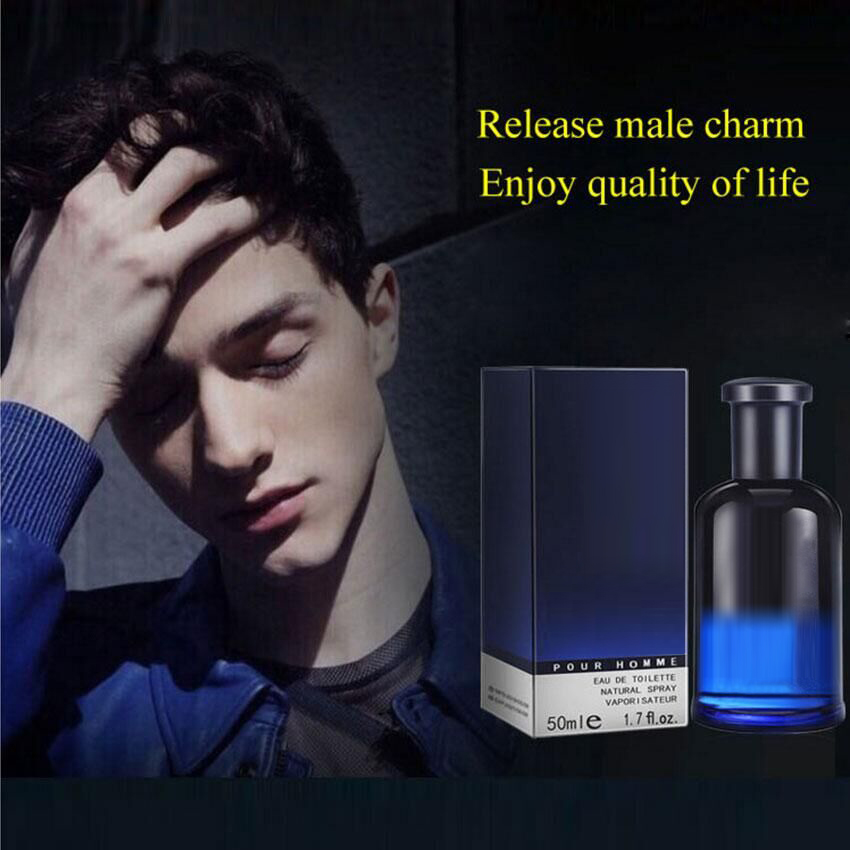 Original Male Pheromone Perfumer Aphrodisiac Attractant Flirt Liquid Parfum for Men Fragrance Deodorants Exciter for Women 50ml 3