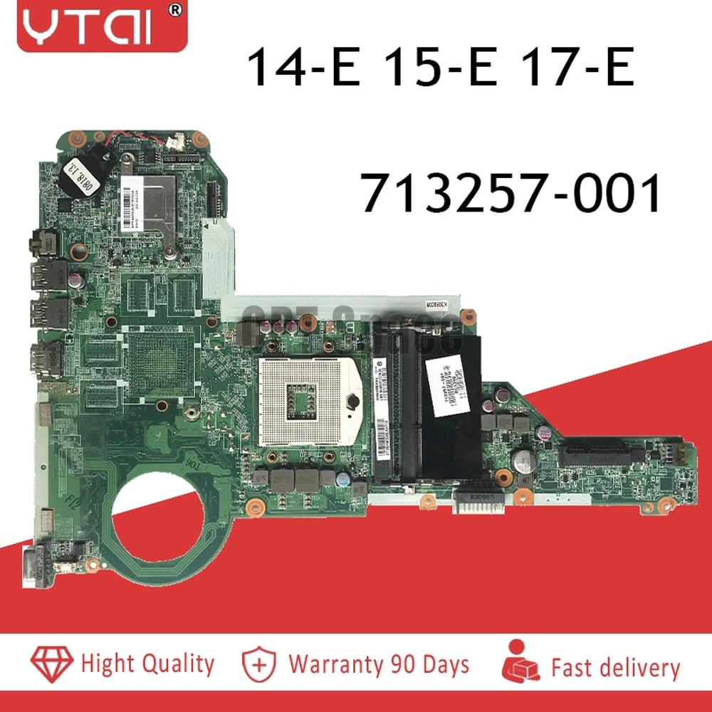 713257-001 713257-501 DA0R62MB6E1 REV E for HP Pavilion 14 15 17 series laptop motherboard HD4000 graphics713257-001 713257-501 DA0R62MB6E1 REV E for HP Pavilion 14 15 17 series laptop motherboard HD4000 graphics