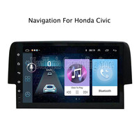 9inch Android 9.0 Car Radio GPS Navigation Multimedia Stereo DVD Player for Honda Civic 2016 2017 2018