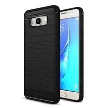 цена на Case For Samsung J7 2016 Samsung J5 2016 Silicon Cover for Samsung Galaxy j7 2016 J710 j510 Soft  Hoesje Coque Fundas Etui