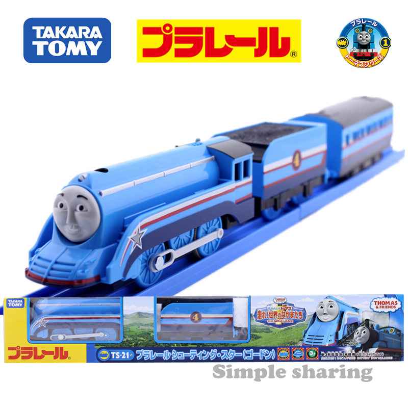 TAKARA TOMY Plarail  TS-21 Shooting Star Gordon