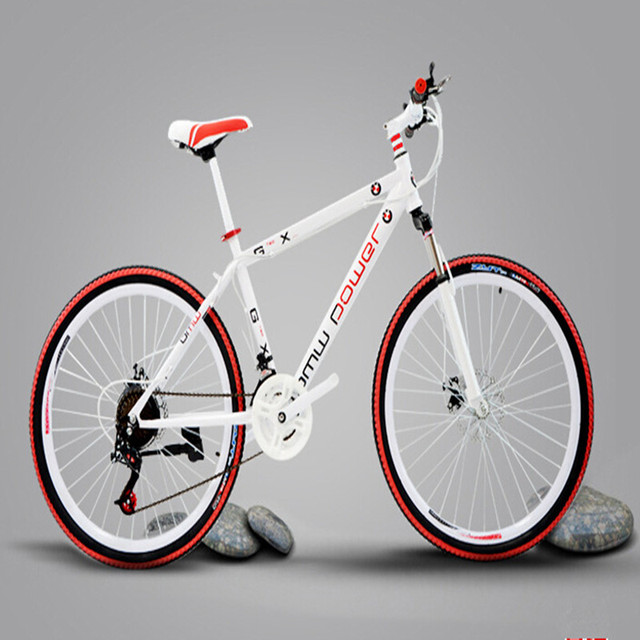 Велосипед горный велосипед 26 дюймов 21 скорость демпфирования дорожный велосипед на открытом воздухе спорт велосипед езда на велосипеде 2 цвета