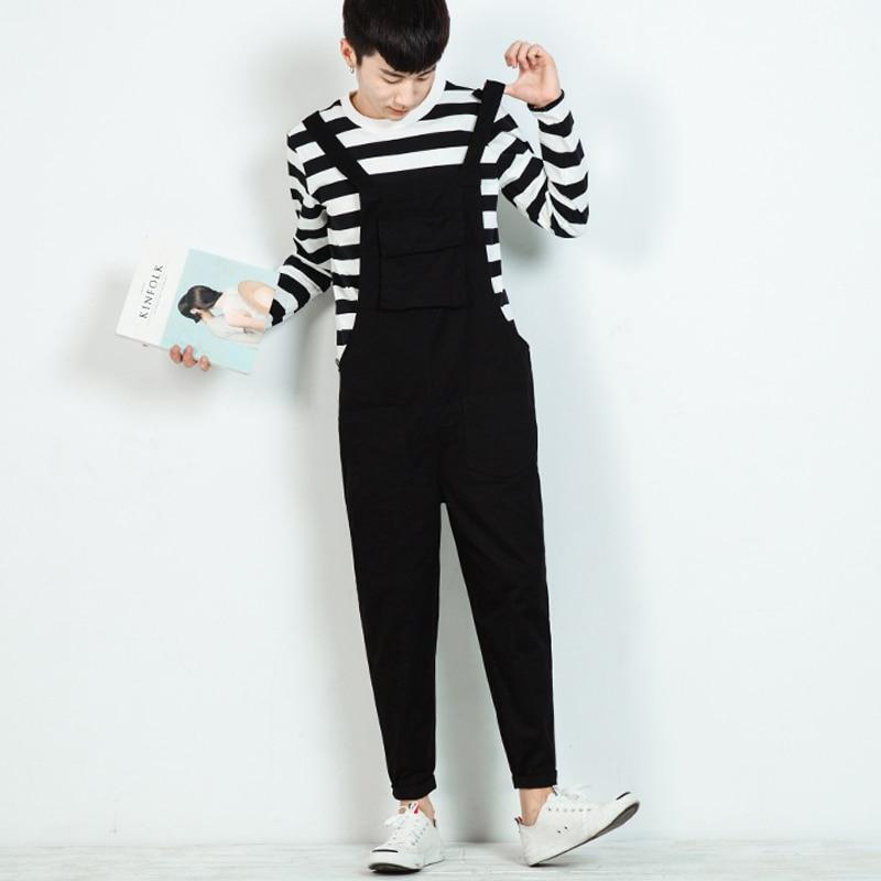 2017 Hommes Casual Coton Slim Pantalons Harem Pantalons Hip Hop - Vêtements pour hommes - Photo 4
