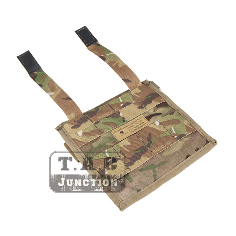Shop For Cheap Us Airsoft Military Molle Milspec Mod Map Torch Admin Pouch Black Punctual Timing Pouches Hunting Bags & Holsters