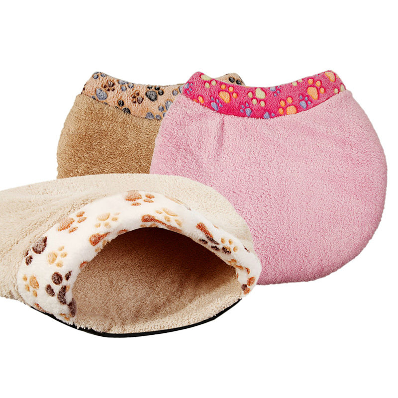 buy soft warm cat dog cave pet bed house puppy sleeping mat pad nest sl manta perropet bedsdog blanket from reliable blanket suppliers