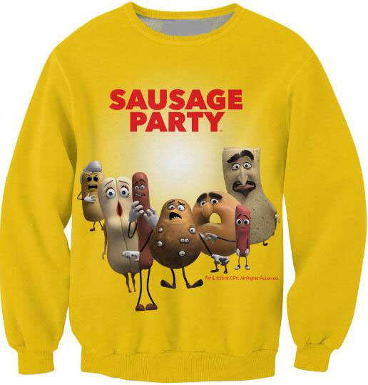 Popular Sausage Party-Buy Cheap Sausage Party Lots From