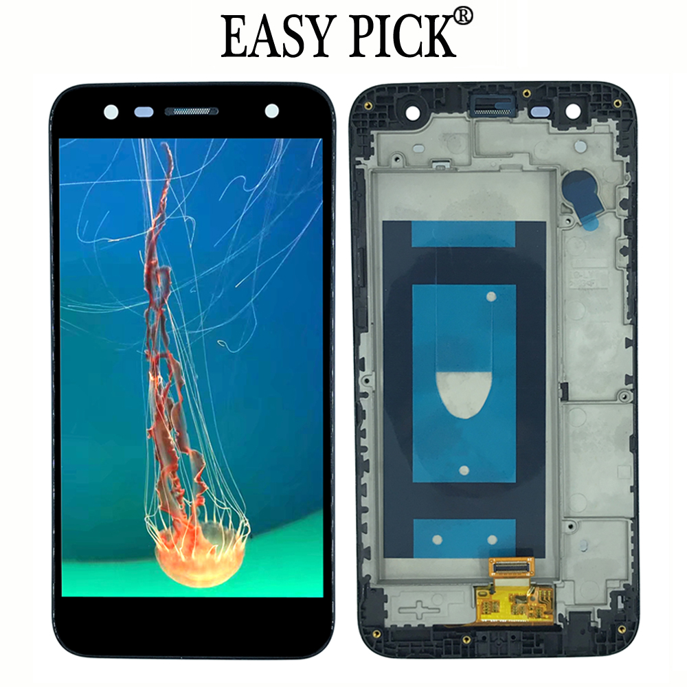 Assembly Lcd-Display Touch-Screen Power M320F K10 X500 Digitizer LG For 2-m320tv/X500/K10/..