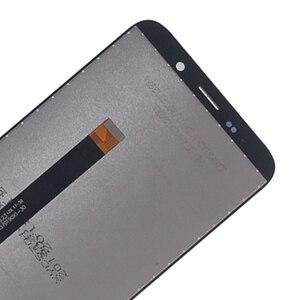 Image 5 - 5.7 بوصة الأصلي عرض ل Uhans i8 LCD + محول الأرقام بشاشة تعمل بلمس مكون ل Uhans i8 شاشة LCD شاشة رصد إصلاح جزء