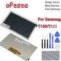 OPesea для Samsung Galaxy Tab 3 Lite 7 0 T110 T111 T116 T113 SM-T110 SM-T111 ЖК-дисплей Экран дисплея Moduel Запчасти для авто