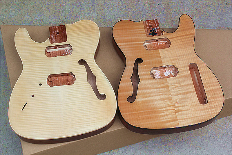 custom left right handed mahogany electric guitar body flame maple veneer can be customized as. Black Bedroom Furniture Sets. Home Design Ideas