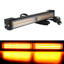 HEHEMM 36W LED Light Strobe Warning Lights Emergency Beacon Flashing Lamp Amber White lte 5102 warning led light ac220v flashing lamp led industrial emergency strobe light beacon warning light dc12v 24v ac110v 220v