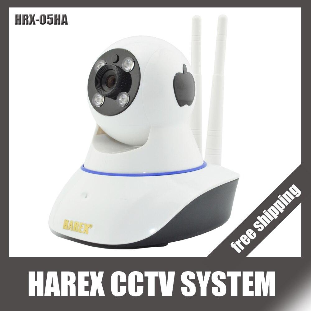 bilder für Indoor IR Drahtlose HD 720 P/960 P PTZ Ip-kamera CCTV-System Baby Monitor 2-wege-audio H.264 Onvif Micro-SD Karte. freies verschiffen