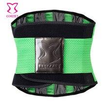 Corzzet Xtreme Thermo Power Shaper Girdle Adjust Belt Waist Cincher Underbust Control Corset Firm Waist Trainer Slimming Belly