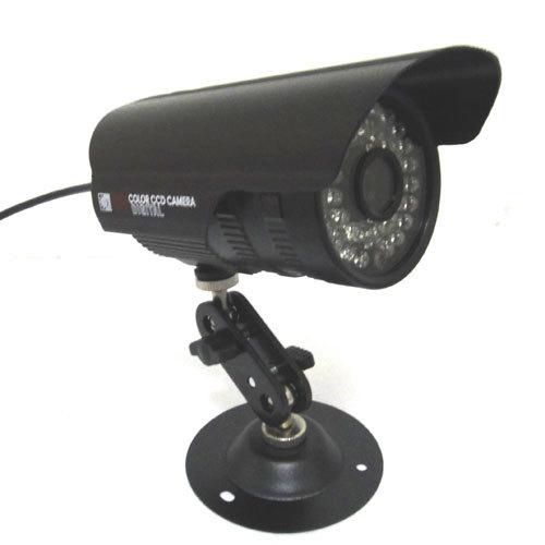 ФОТО CMOS 36mm Wide angle IR Color CCTV Outdoor 36LEDs Day Night Security Camera