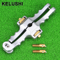 KELUSHI Longitudinal Opening Knife Longitudinal Sheath Cable Slitter Fiber Optical Cable Stripper SI 01