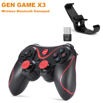 GEN GAME X3 Wireless Bluetooth Gamepad Game Controller With Joystick Mode for iOS Android Smartphones Tablet Windows PC TV Box bluetooth