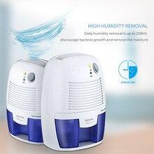 Новый мини-осушитель, бытовой влагопоглотитель воздухоосушитель, сушилка для одежды, влагопоглотитель 100 V-240 V dehunmidifier Q021