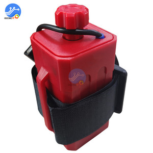 Image 5 - 4x 18650 Cycling Safety Waterproof Battery Pack Charger Box LED Indicator Lithium battery case For BicycleTail Light Headlight