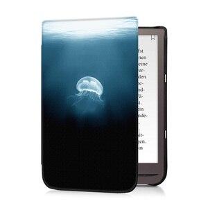 Image 5 - Магнитный смарт чехол для электронной книги Pocketbook 7,8 InkPad 3 PB740, 740 дюйма