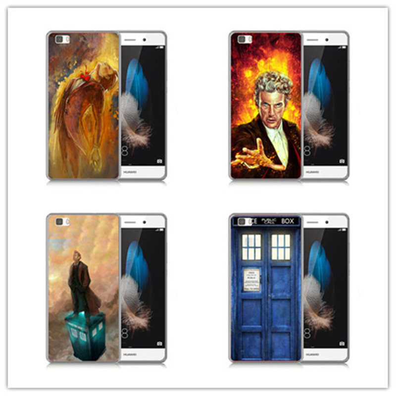 Phone Bags & Cases Friendly Tardis Box Doctor Who Hard Pc Phone Matte Plastic Case For Huawei P8/p9/p10/p20 Lite Plus Back Cover Fundas Coque Shell Traveling