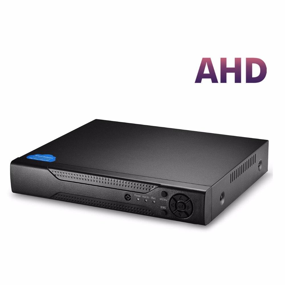 BESDER AHDM DVR 4CH 8CH AHDNH CCTV AHD DVR Hybrid DVR 1080P NVR 4 in 1
