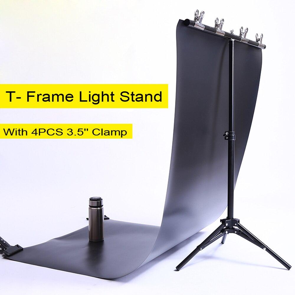 Studio frame bord halterung PVC gradienten papier hintergrund tuch ...