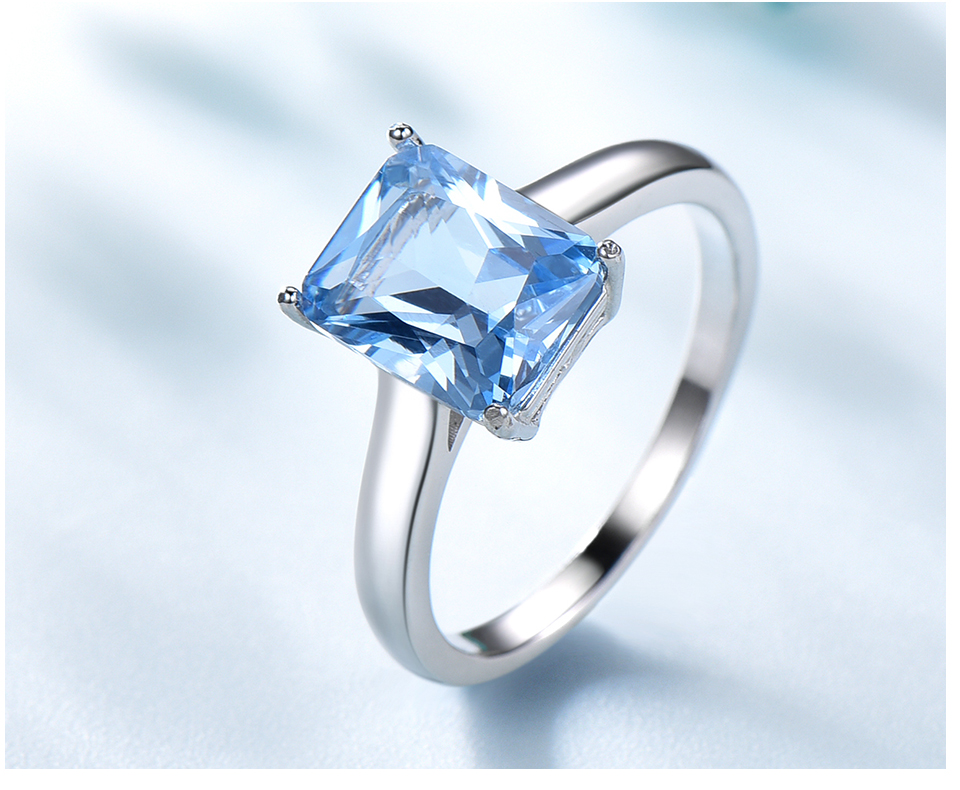 UMCHO ?Nano Sky Blue Topaz 925 sterling silver ring for women RUJ094B-1-pc (5)